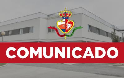 Comunicado | Falsa Mensagem COVID