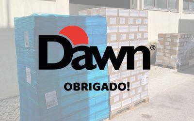 Doação de Productos pela Dawn Foods Portugal